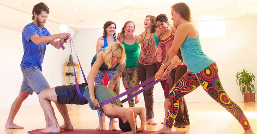 What Yoga Teacher Certification Means Asheville Yoga Center