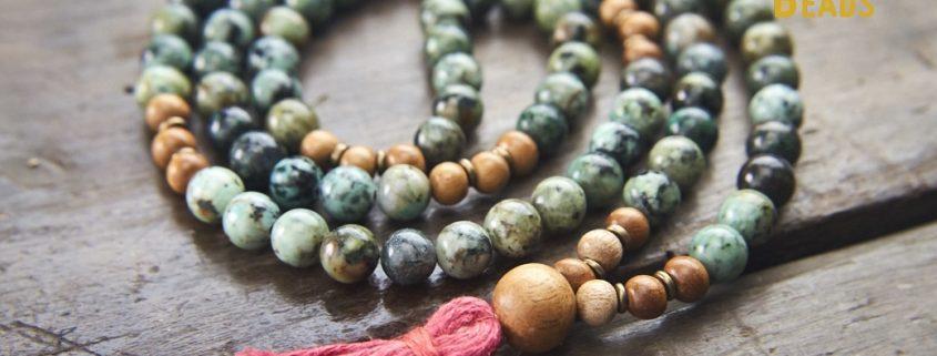 Japa Mala Meditation Beads